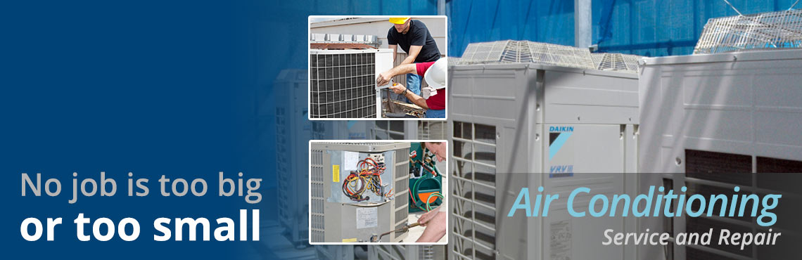 Air conditioning services for residential and commercials